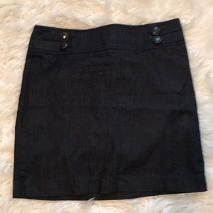 ❤️SALE❤️LOFT Like New Skirt w Side Zip! 💕🍷